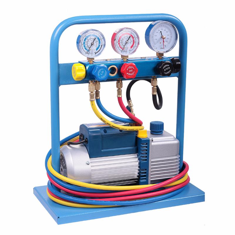 Заправочная станция для кондиционеров, ручная, standart ОДА Сервис AC-1025