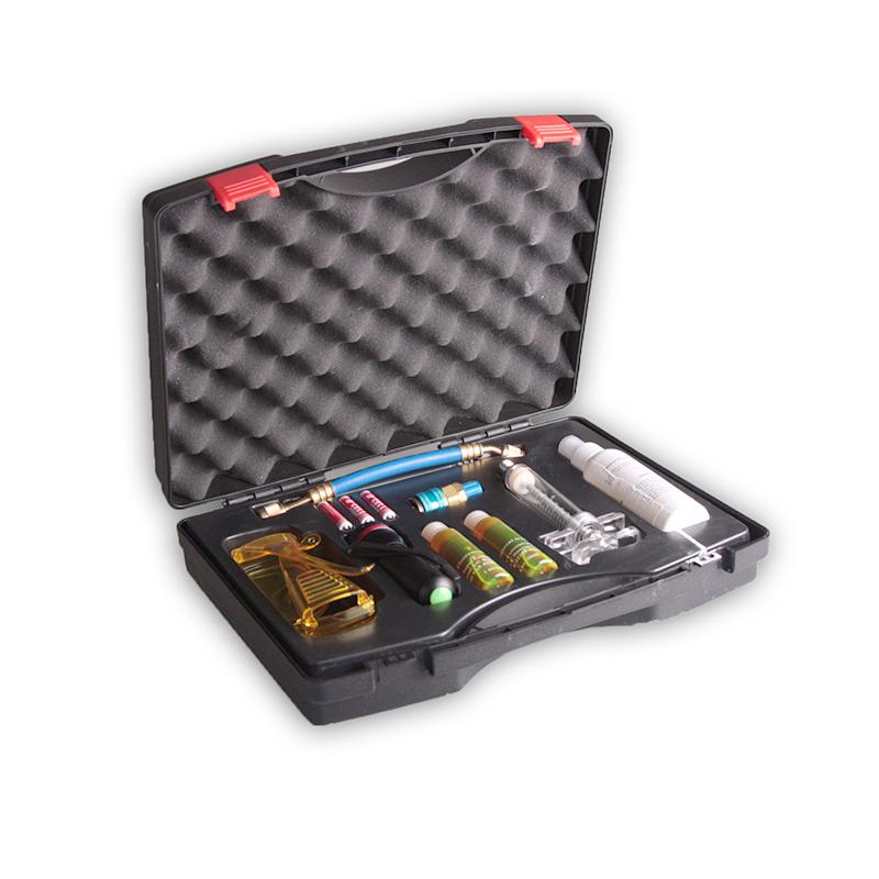 Набор для поиска утечек хладагента Car-Tool CT-M1019