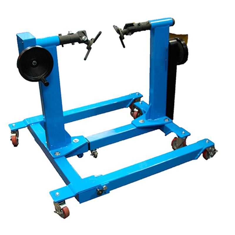 Кантователь для двигателя с раздвижным механизмом Car-Tool CT-B1117