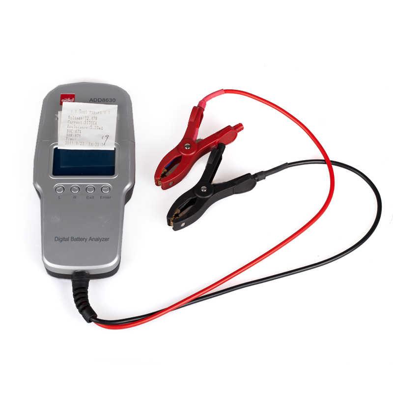 Тестер для проверки аккумуляторных батарей