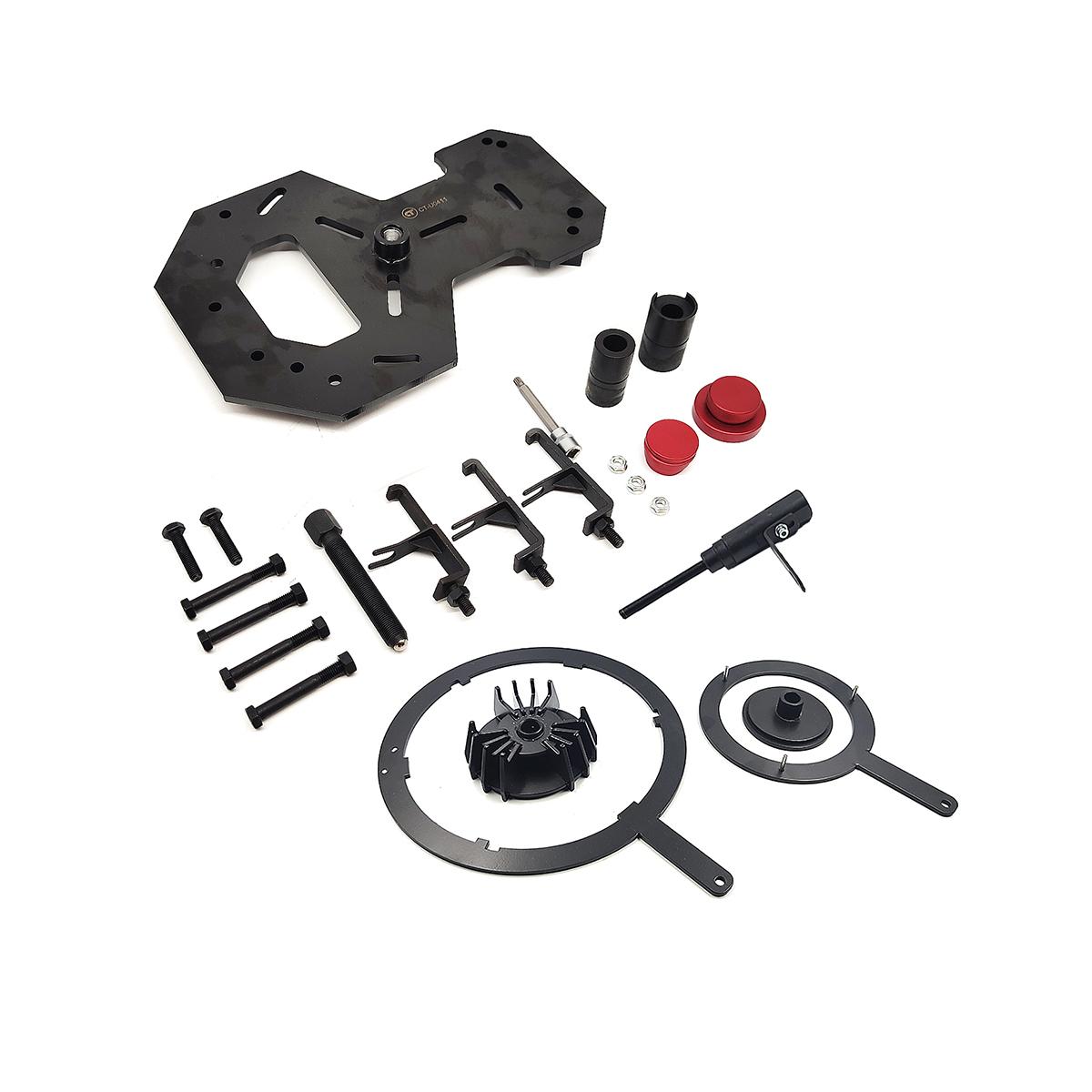 Набор для снятия / установки / взвода сцепления FORD 6DCT250 Car-Tool CT-U0411