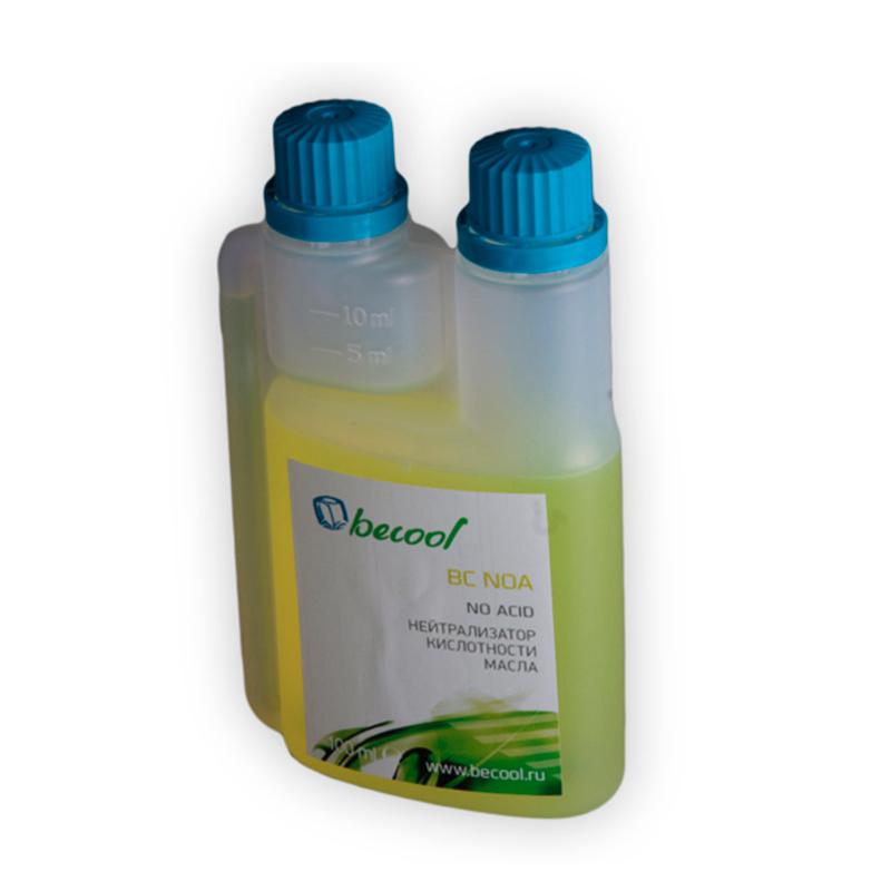 Нейтрализатор кислоты для всех типов масел BC-NOA (100 мл.)