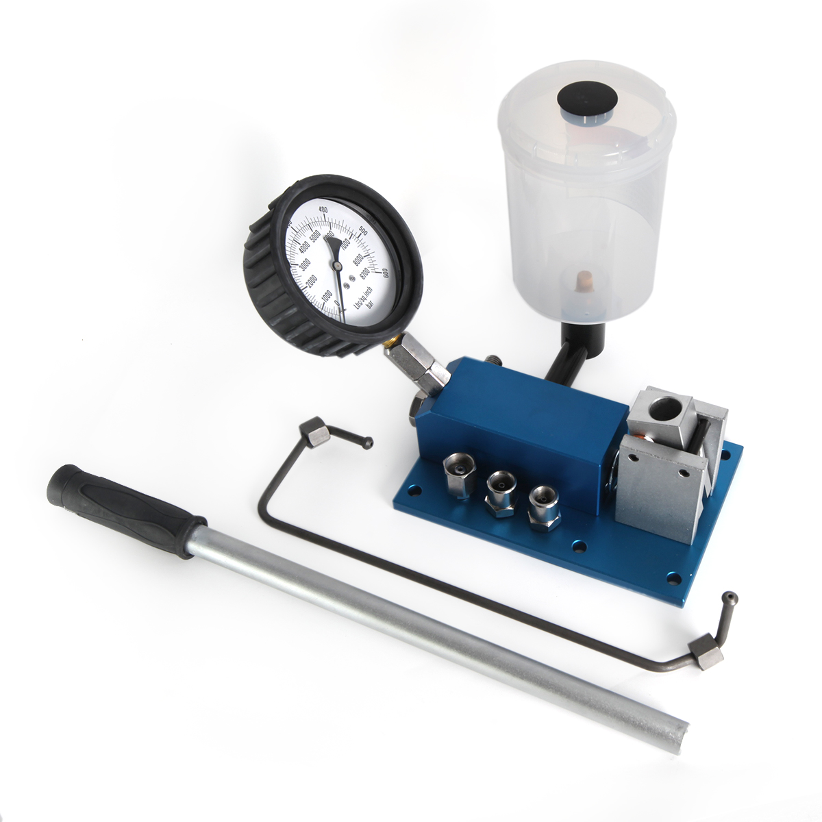Тестер для проверки дизельных форсунок Car-Tool CT-095A