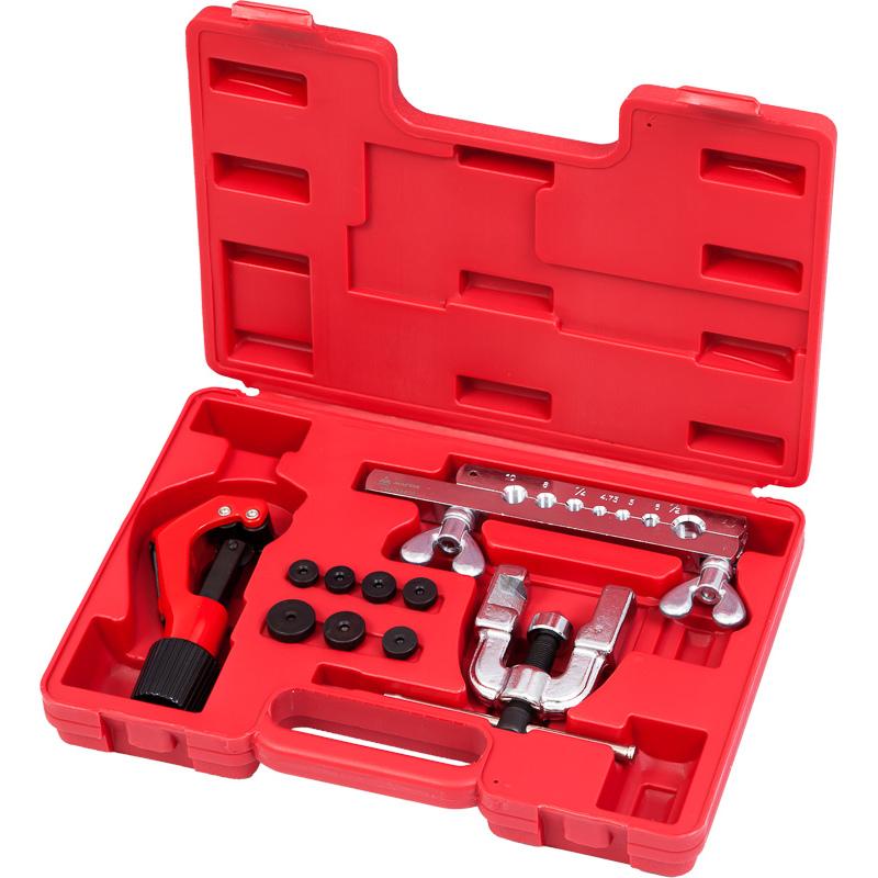 Набор для развальцовки дюймовых труб Car-Tool CT-E2752