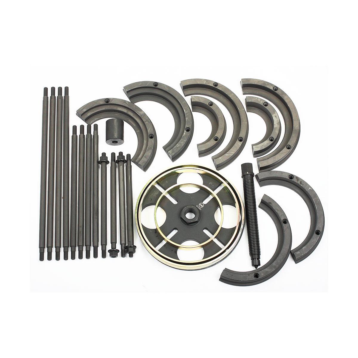 Инструмент для замены подшипников КПП грузовиков (ZF16S221-16S251) Car-Tool CT-C1271