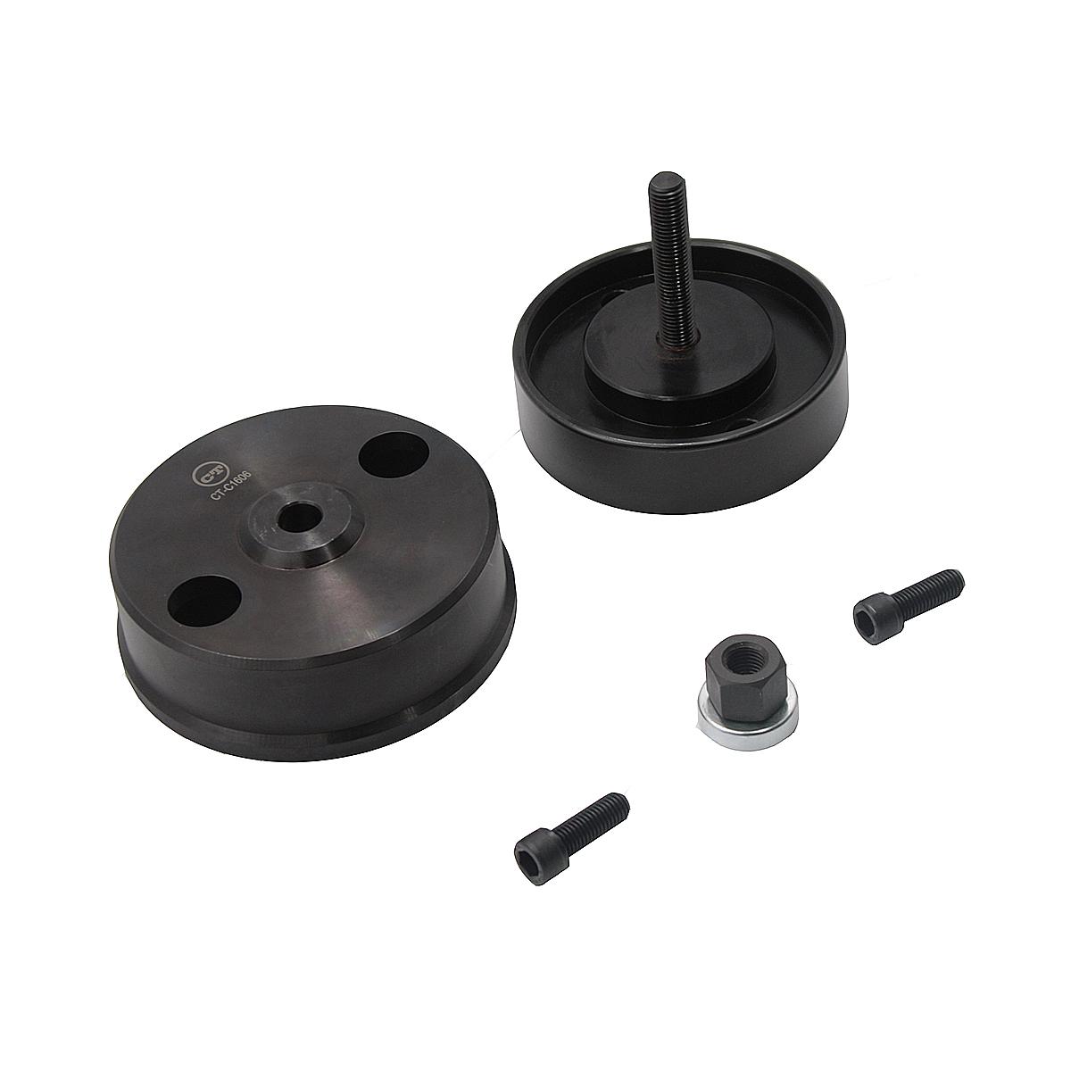 Комплект оправок для установки переднего сальника на SCANIA Car-Tool CT-C1606