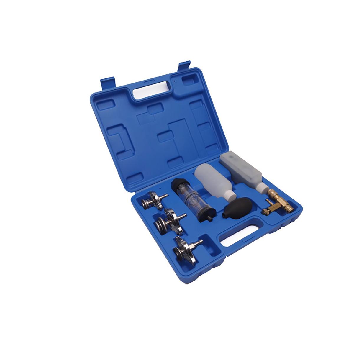 Набор для проверки герметичности системы охлаждения расширенный Car-Tool CT-1175A