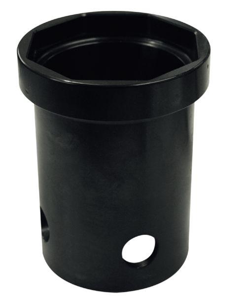 Ступичная головка для осей прицепов ROR 84 мм 8 граней Car-Tool CT-G018
