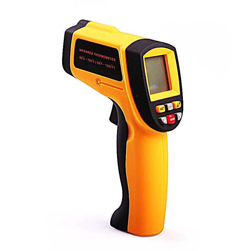 Профессиональный инфракрасный автомобильный термометр