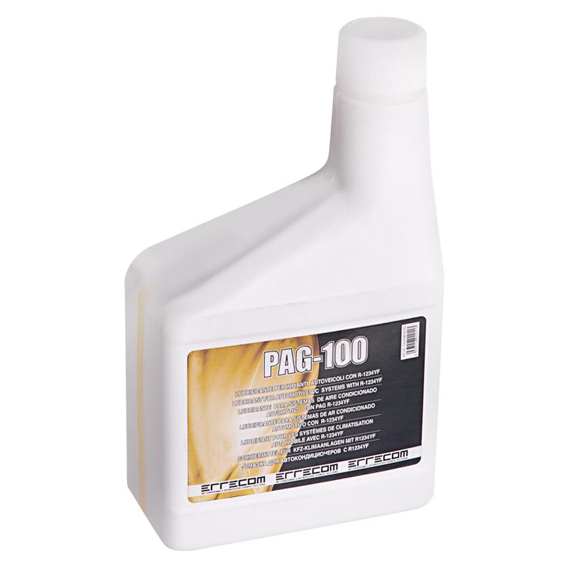 Масло для кондиционеров ERRECOM PAG 100 R-1234YF (500 мл.)