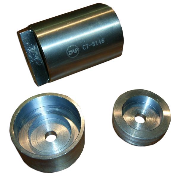 Комплект инструмента для замены сайлентблоков VAG 3347 Car-Tool CT-3146