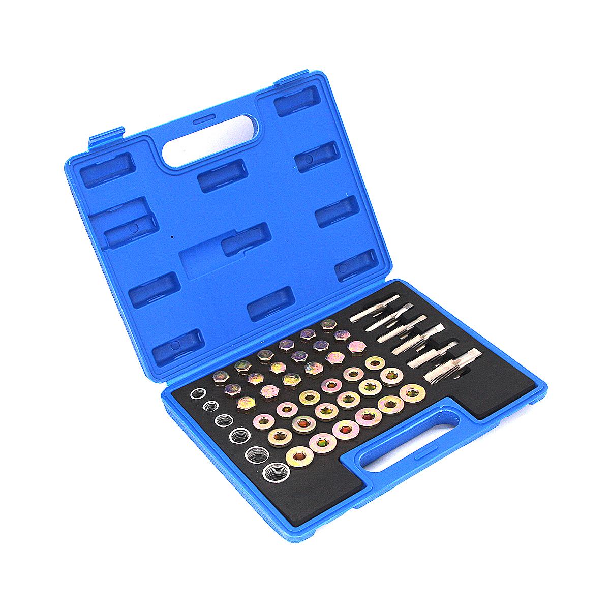 Комплект для ремонта резьбы пробки масляного поддона Car-Tool CT-H026