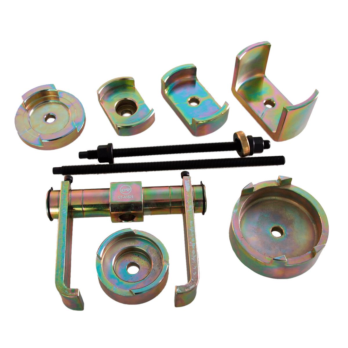 Набор для замены сайлентблоков MERCEDES BENZ W204 Car-Tool CT-A1624