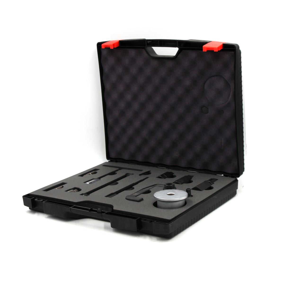 Набор для снятия форсунок Common Rail и чистки посадочных мест Car-Tool CT-Z0304