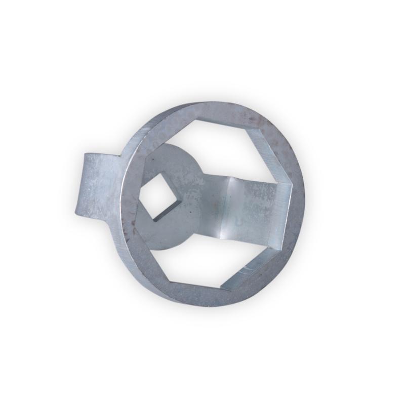 Головка для гайки ступицы SCANIA 8 граней, 80мм Car-Tool CT-B1125U