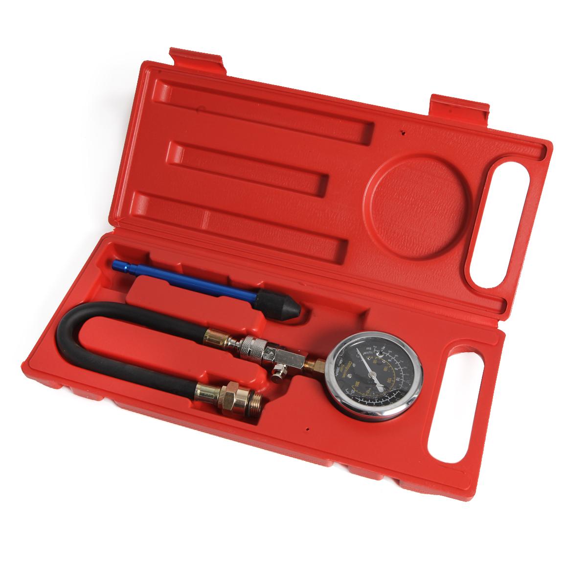 Стрелочный компрессометр бензиновый Car-Tool CT-1174