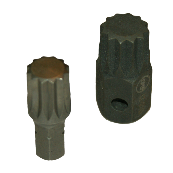 Набор насадок VAG T10099 Car-Tool CT-3249