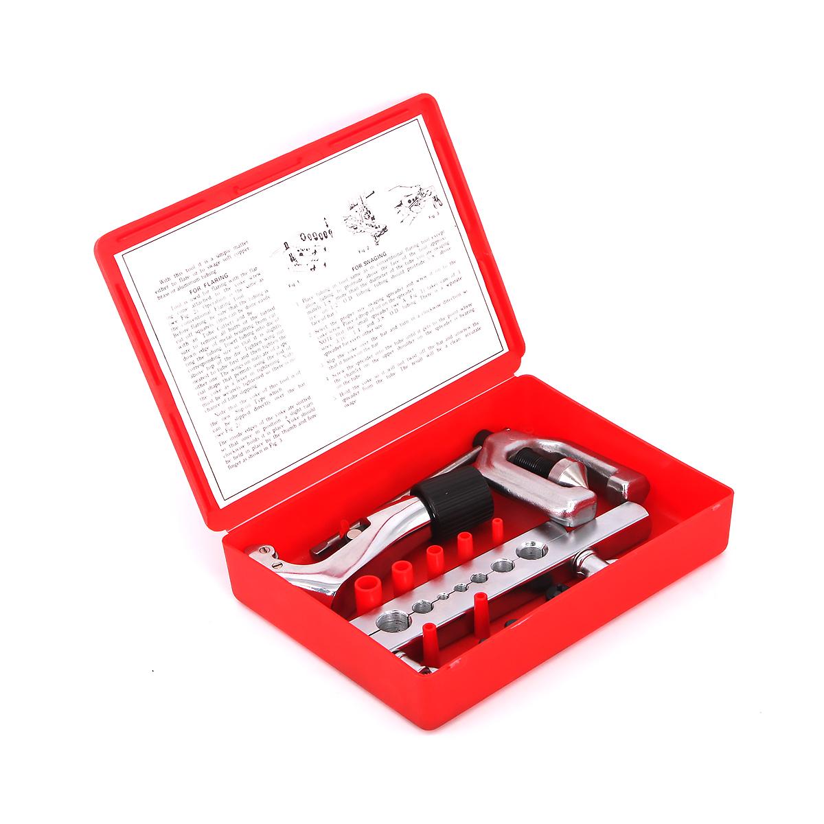 Набор для развальцовки метрических труб Car-Tool CT-E2753