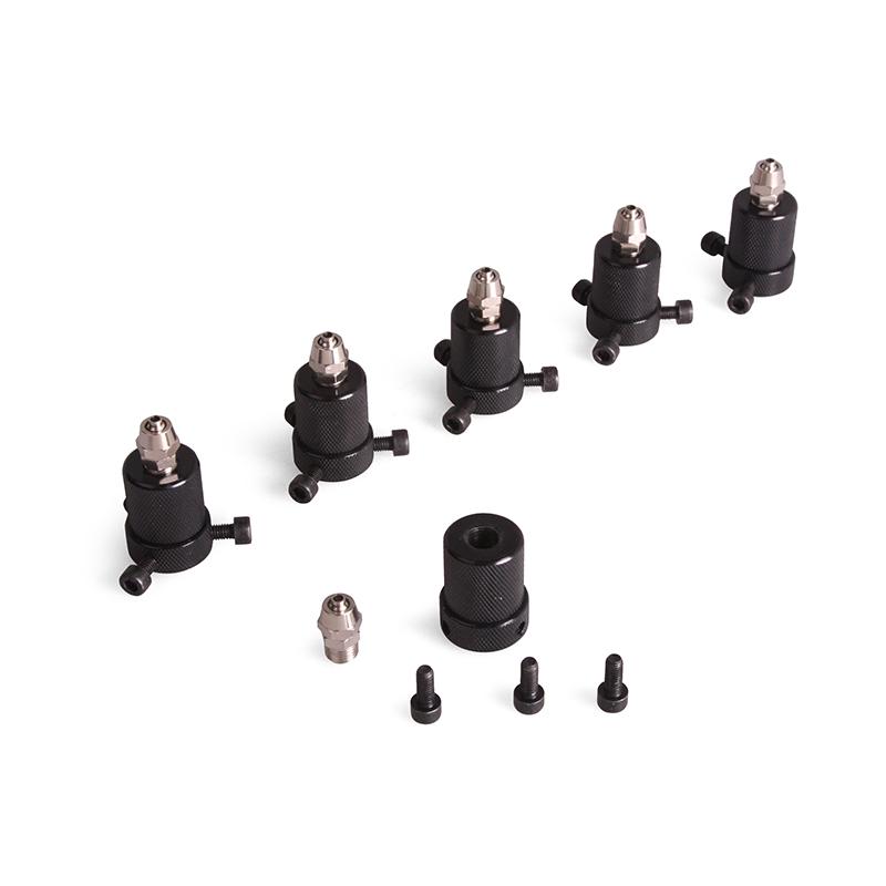 Набор адаптеров для распылителей инжекторов 9мм Car-Tool CT-N159
