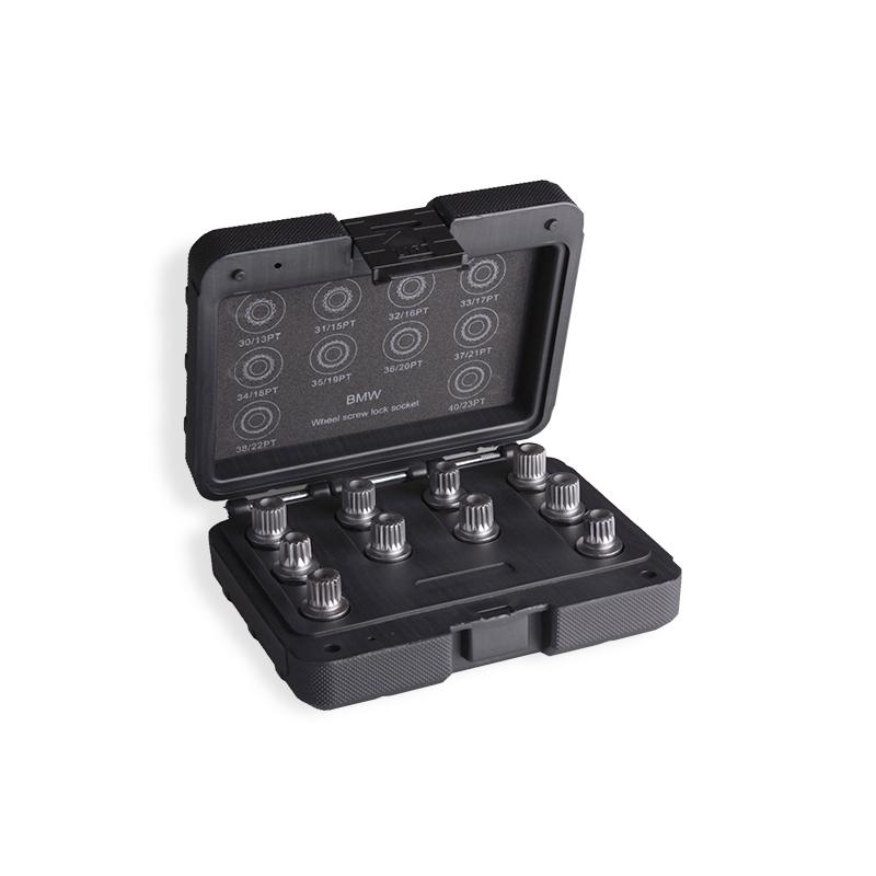 Набор головок для снятия колесных болтов BMW/VW Car-Tool CT-6049A