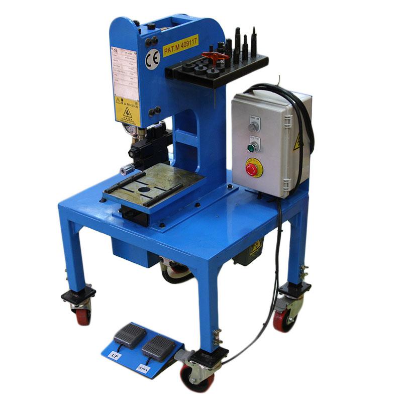 Клепальный станок для тормозных накладок Car-Tool CT-A1383