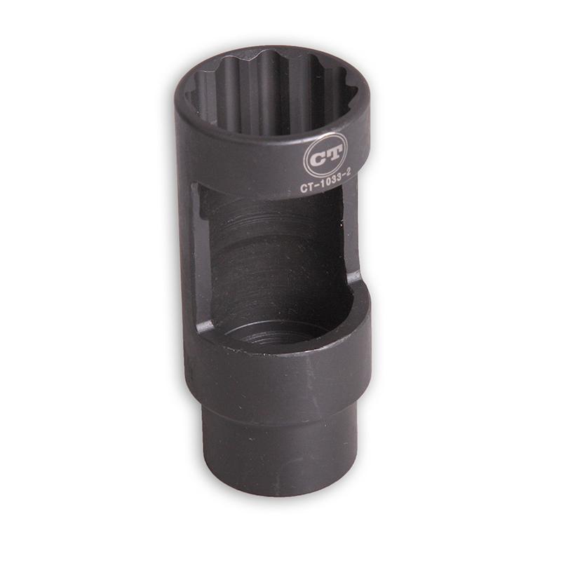Головка для снятия дизельных форсунок 27мм Car-Tool CT-1033-2