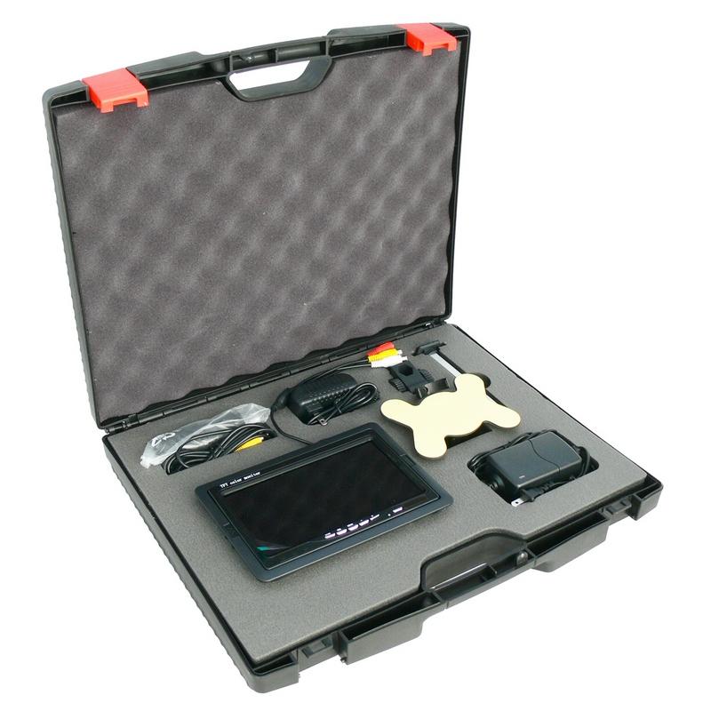 Цифровой USB микроскоп Car-Tool CT-M001