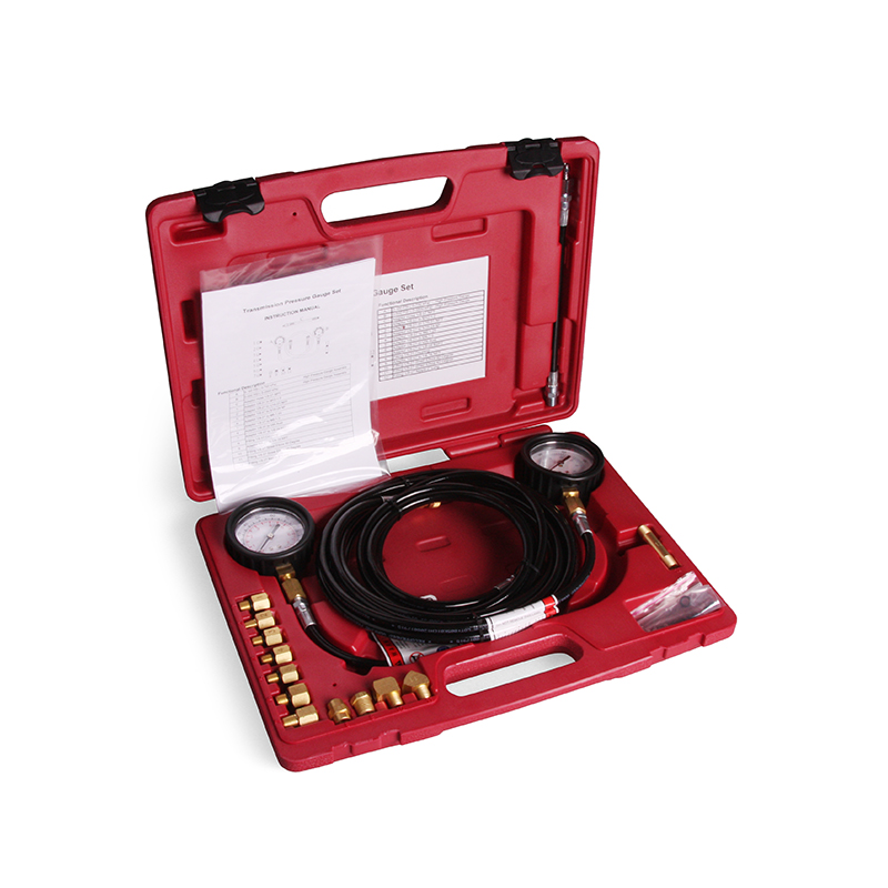 Тестер проверки давления масла АКПП Car-Tool CT-130
