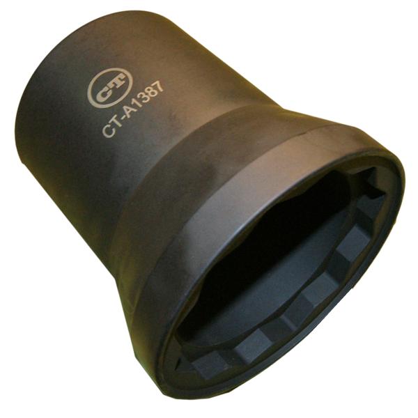 Шлицевая ступичная головка для MERCEDES Car-Tool CT-A1387