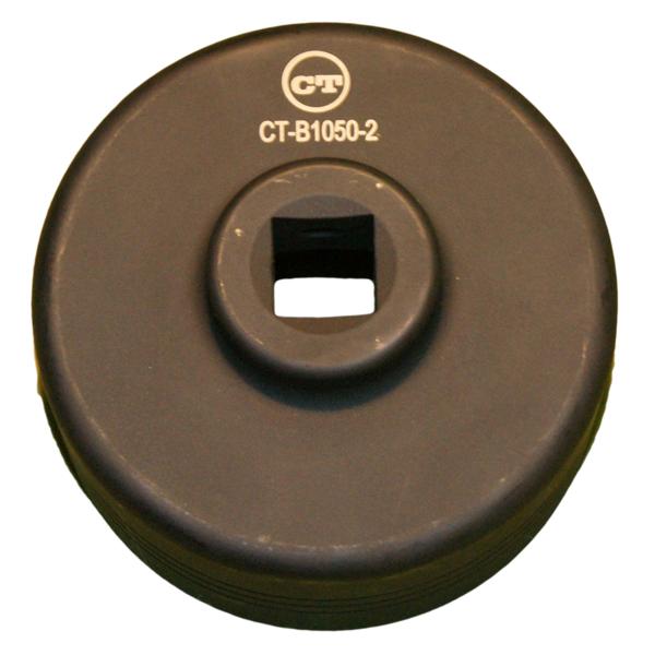 Головка для осей BPW 95 мм фигурная 6.5-9 тн. Car-Tool CT-B1050-2