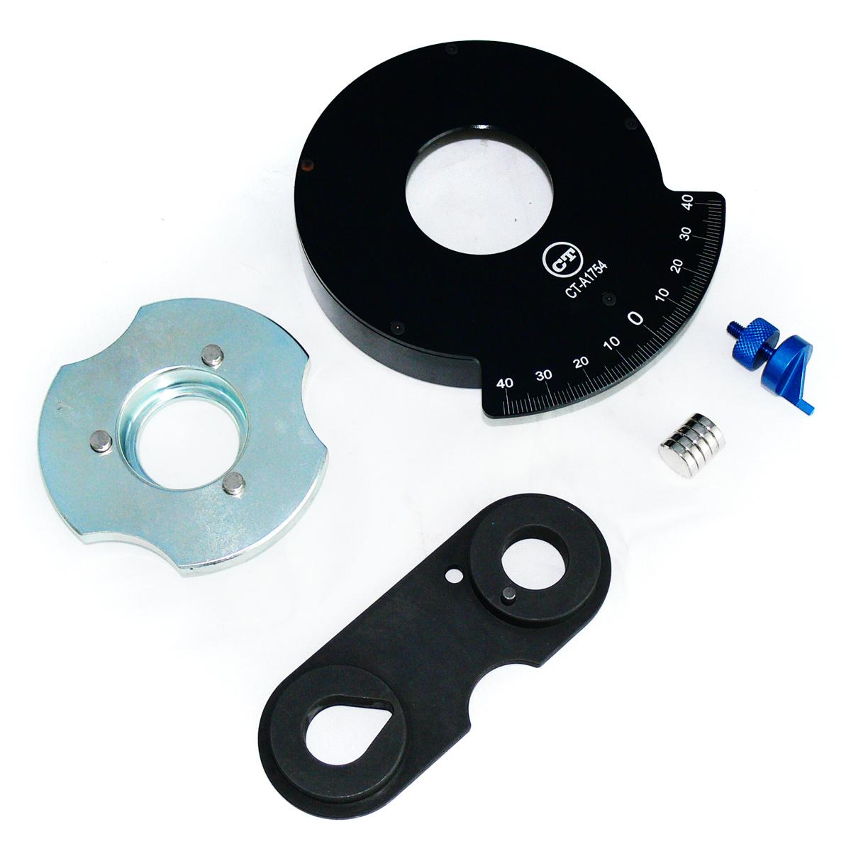 Приспособление для контроля удлиннения цепи ГРМ для VAG Car-Tool CT-A1754