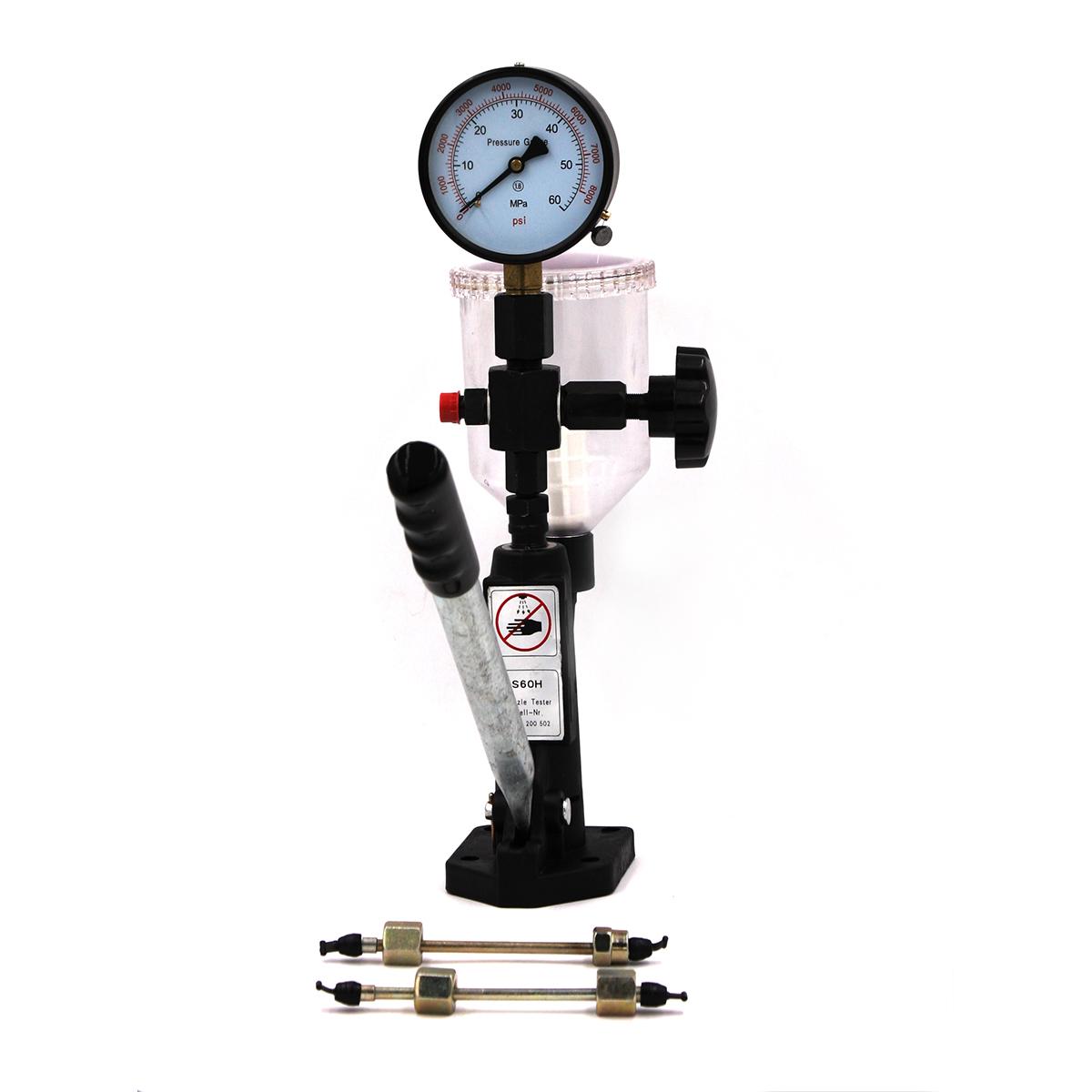 Прибор для диагностики и регулировки дизельных форсунок Car-Tool CT-090